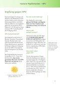 Sagen Sie es weiter - Österreichische Krebshilfe - Seite 7