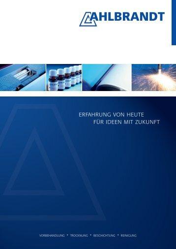 image broschüre - Ahlbrandt System GmbH