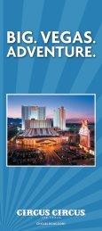 Big Vegas AdVenture. - MGM Resorts Access Page
