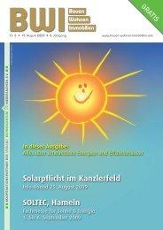 Sonne & Energie - Bauen Wohnen Immobilien