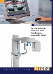 ORTHOPHOS XG 5 – la vía fácil hacia la ... - promosa dental