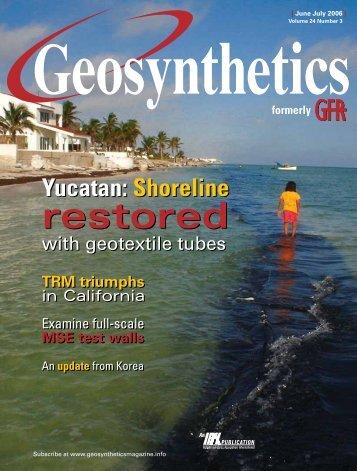 Download PDF - Geosynthetics