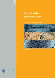 089-026 brochure IUGS-04 - International Year of Planet Earth