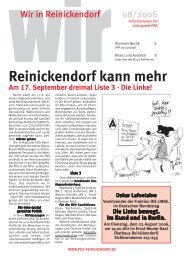 08/2006 - Reinickendorf