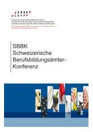 SBBK: Mission und Vision