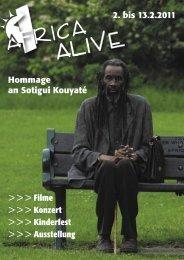 africa alive 2011 - Africa Alive Festival