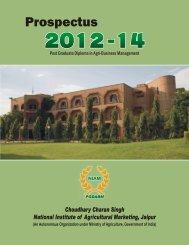 prospectus 2012-14.cdr - NIAM