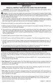 HEPA+UVC - Hunter Fan - Page 3