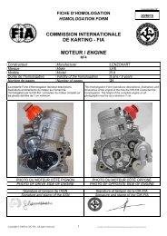 MOTEUR / ENGINE