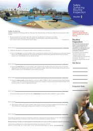 Download Playscape Surfacing Check List - Wicksteed Leisure ...