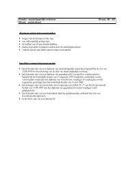 Functie: maatschappelijk werk(st)er Niveau: B1 – B3 Dienst: sociale ...
