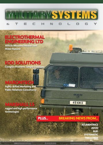 marontech electrothermal engineering ltd eod solutions marshall ls