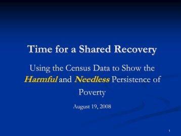 Part II - Coalition on Human Needs