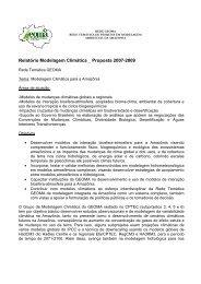 Relatório Modelagem Climática _ Proposta 2007 ... - Geoma - LNCC
