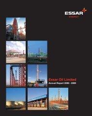 Essar Oil Limited - Domain-b