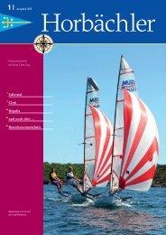 Branchenverzeichnis - Yacht Club Zug