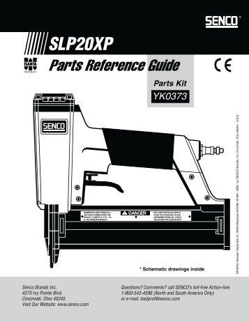 SLP20XP NFG043 4-25-08 WEB-READY - Senco