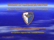 Direzione Centrale, per la Polizia Stradale, Ferroviaria, delle ... - Clusit
