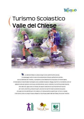 Turismo Scolastico Valle del Chiese