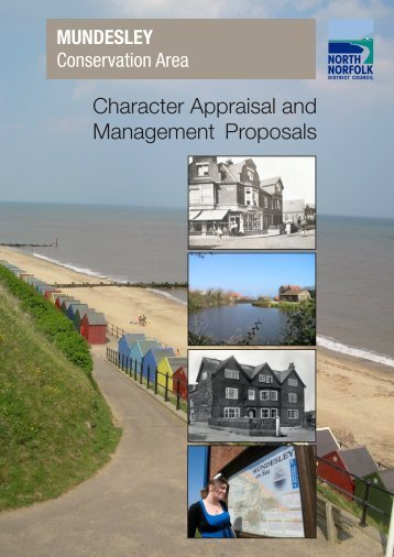 Mundesley CA Adopted - North Norfolk District Council