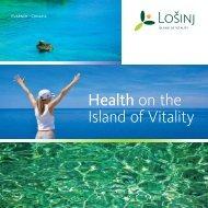 HEALING ISLAND OF - Lošinj Hotels & Villas