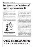 """Bl""""t og hvidt dec. 2004 - KlubCMS - DBU - Page 6"""