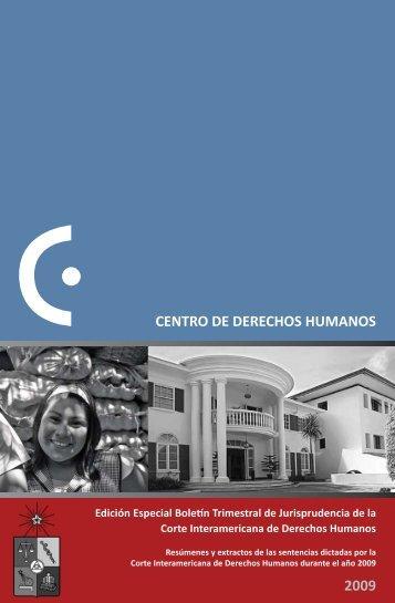 Boletín Edicion Especial de Jurisprudencia de la Corte ...