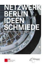 Unsere Vorschläge für gutes Regieren - Netzwerk Berlin
