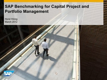 SAP Benchmarking for Capital Project and Portfolio ... - Afsug