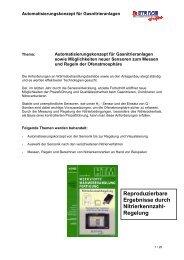 Regelung - Stange Elektronik GmbH