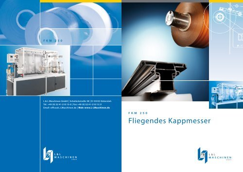 FKM 250 - L + L Maschinen GmbH