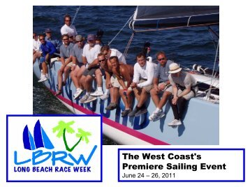 2011_USLBRW_Sponsors.. - Long Beach Race Week
