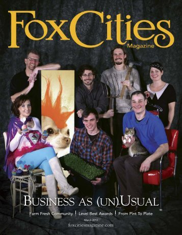Here - Fox Cities Magazine