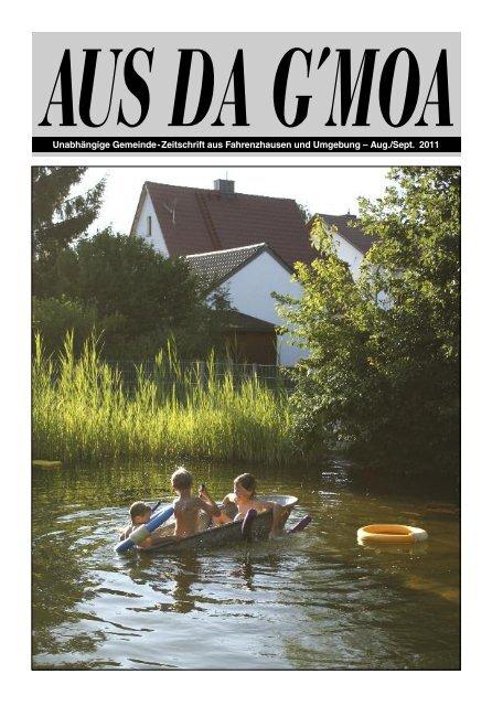 """Aus Da Gmoa NEU - Verlag """"AUS DA G'MOA"""""""