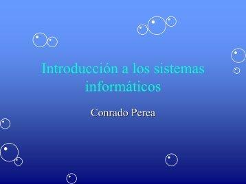 1 Introducción a los sistemas informáticos