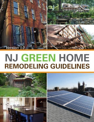 Version 1.0 - Rutgers Center for Green Building - Rutgers, The State ...