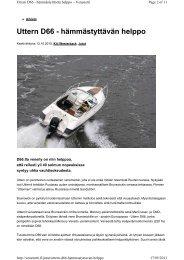 Uttern D66 - hämmästyttävän helppo - Valiant