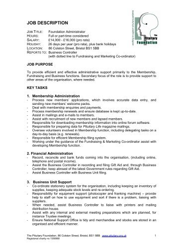 business administration job description templates office administrator