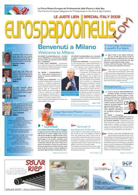 Benvenuti a Milano - Eurospapoolnews.com
