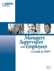 Elements for Managers (.pdf, 2.1M) - Schriever Air Force Base