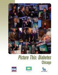 Picture This: Diabetes - Entertainment Industries Council