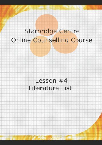 counselling theories essays