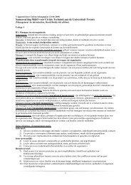 Samenvatting M&O geheel-1.pdf - Universiteit Twente