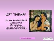 Lift Therapy Skin Physiology Presentation - Dermavista.com