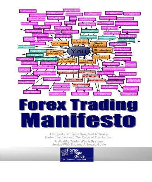 retail forex manifesto