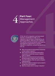 4Part Four: Management Approaches - IFC
