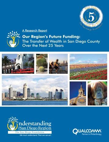 Our Region's Future Funding - The San Diego Foundation
