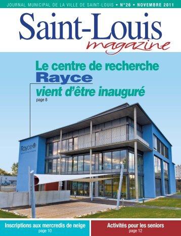 Saint-Louis magazine n° 26 en pdf