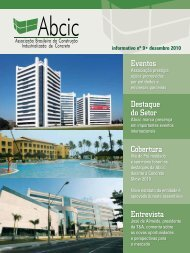 Destaque do Setor Eventos Cobertura Entrevista - Abcic