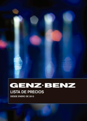 Genz Benz - Musical El Arco Iris